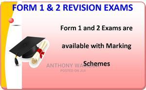 Form 1 2 Revision Exams | CDs & DVDs for sale in Machakos, Machakos Town