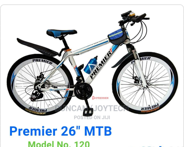 Archive: Premier Mountain Bike Size 26 Inches