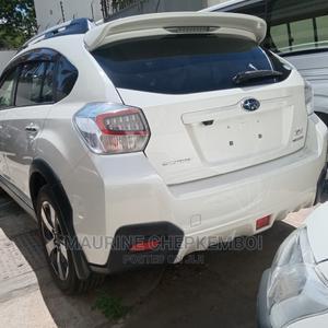 Subaru XV 2015 Hybrid White   Cars for sale in Mombasa, Mombasa CBD