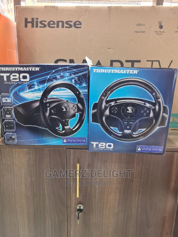 Thrustmaster T80( Racing Wheel)