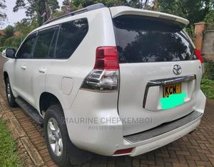 Toyota Land Cruiser Prado 2013 White   Cars for sale in Mombasa, Mombasa CBD
