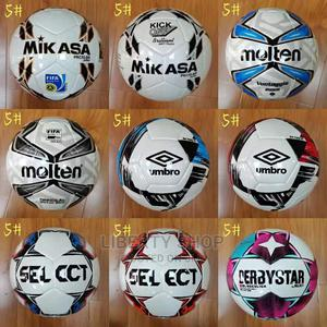 Leather Football Balls Available | Sports Equipment for sale in Nairobi, Nairobi Central