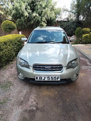 Subaru Outback 2004 Automatic Gold | Cars for sale in Nairobi, Komarock