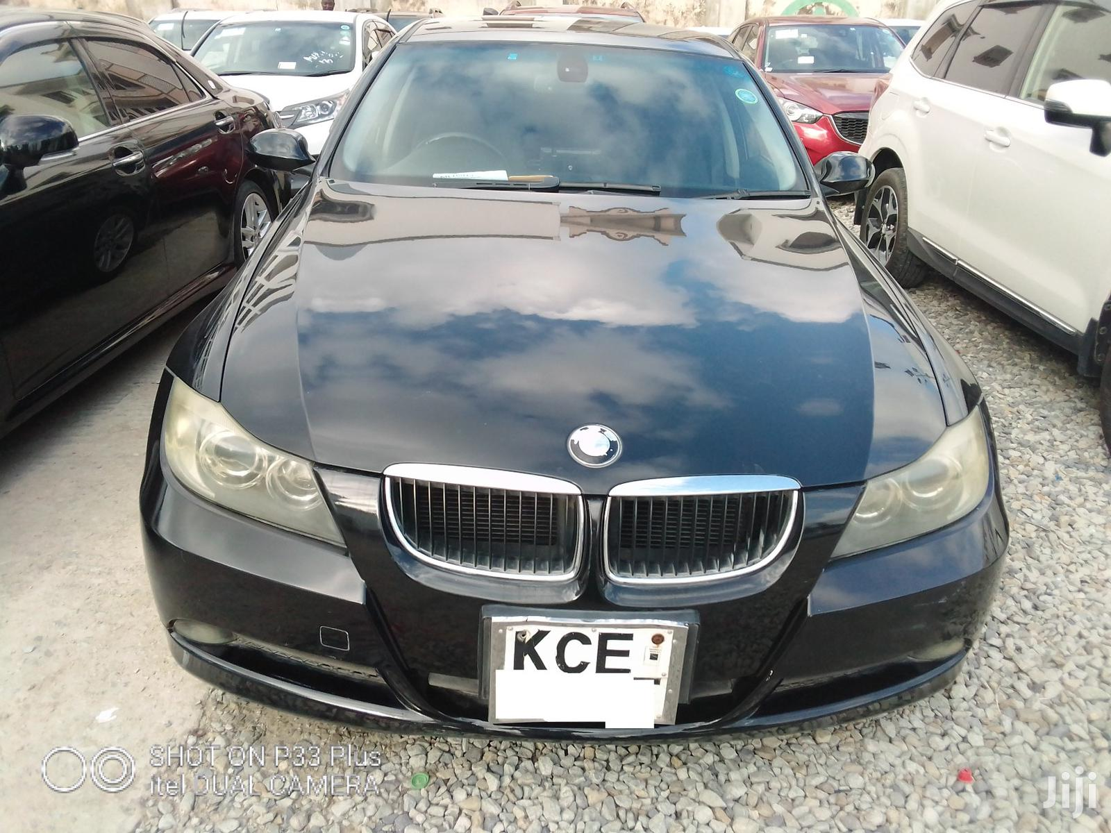 Archive: BMW 320i 2009 Black