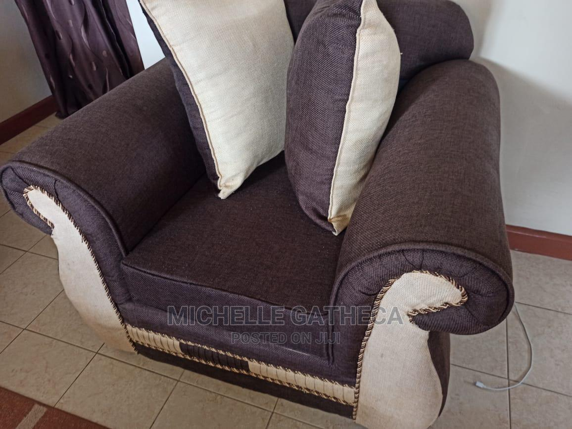 Archive: New 5 Seater Sofa Set