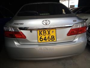 Toyota Premio 2007 Silver   Cars for sale in Mombasa, Mombasa CBD