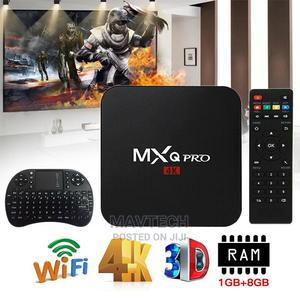 Mxq Pro 4k Smart Tv Box   TV & DVD Equipment for sale in Nairobi, Nairobi Central