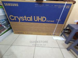 Samsung 65 Inch Tu8300 Smart Crystal Uhd 4K Curved TV | TV & DVD Equipment for sale in Nairobi, Nairobi Central