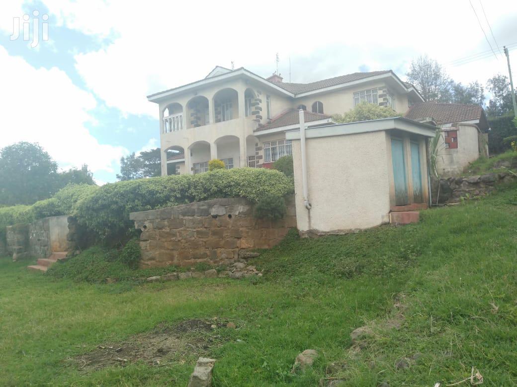 An Elegant 5 Bedroom All Ensuite Maisonette in Kiserian on 1.35 Acres