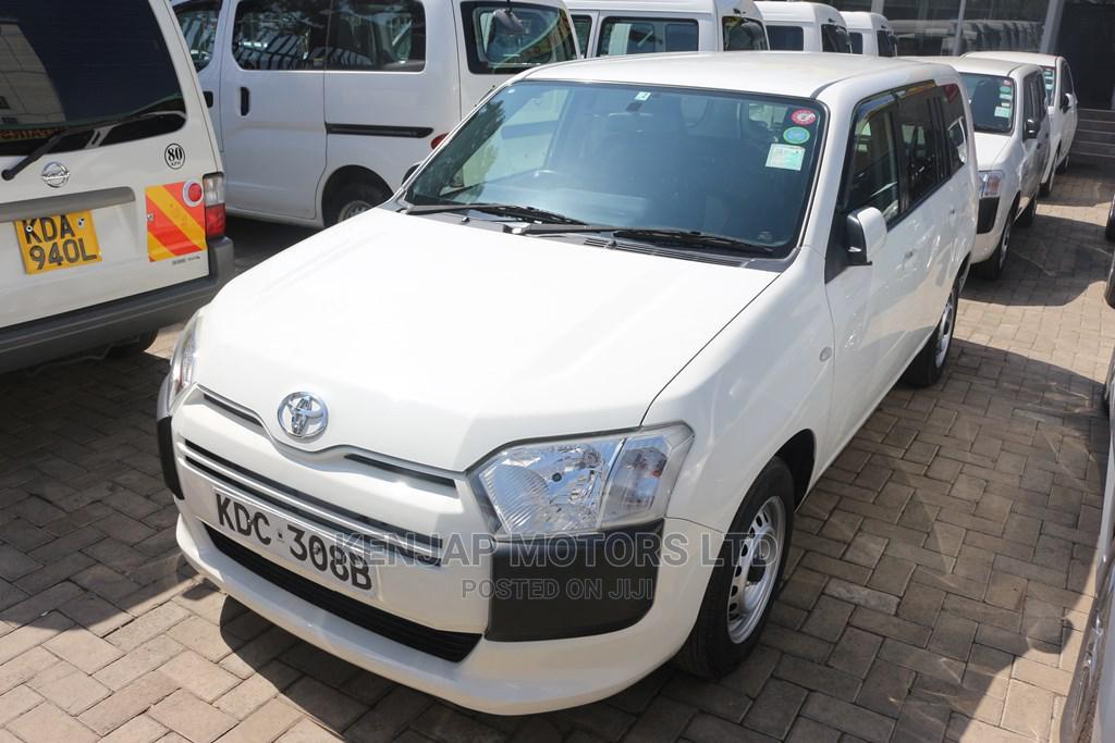 Toyota Succeed 2015 White | Cars for sale in Nakuru Town East, Nakuru, Kenya