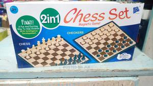 2 in 1 Chess Game With Checkers   Books & Games for sale in Nairobi, Nairobi Central