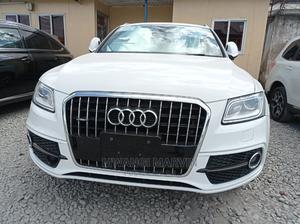 Audi Q5 2014 White | Cars for sale in Mombasa, Ganjoni