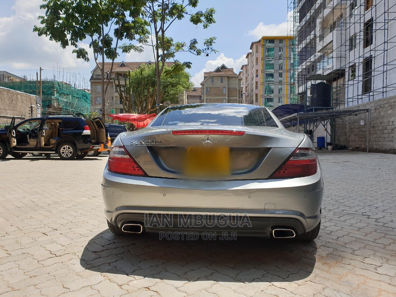 Mercedes-Benz SLK Class 2011 Gray | Cars for sale in Kilimani, Nairobi, Kenya