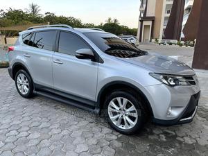 Toyota RAV4 2014 Silver   Cars for sale in Mombasa, Nyali