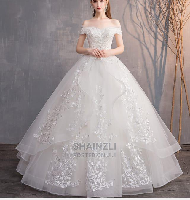 Imported Wedding Gown