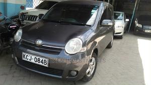 Toyota Sienta 2010 Gray   Cars for sale in Mombasa, Ganjoni