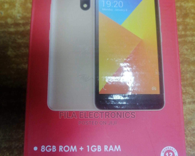 New Itel A16 8 GB Black   Mobile Phones for sale in Nairobi Central, Nairobi, Kenya