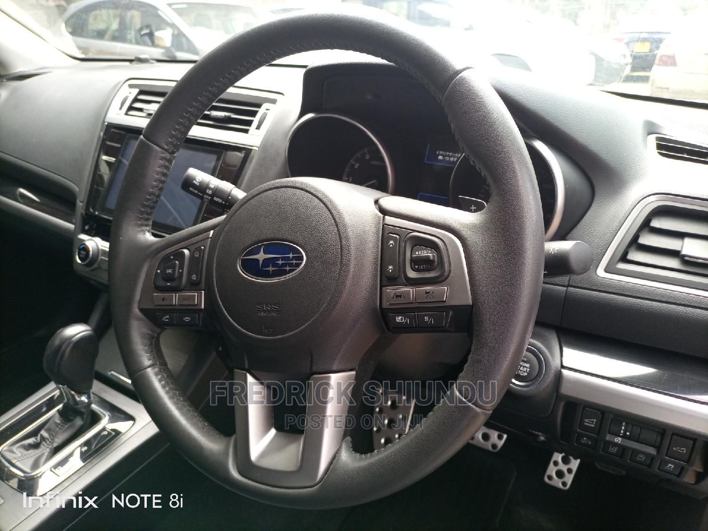 Archive: Subaru Outback 2015 Gold