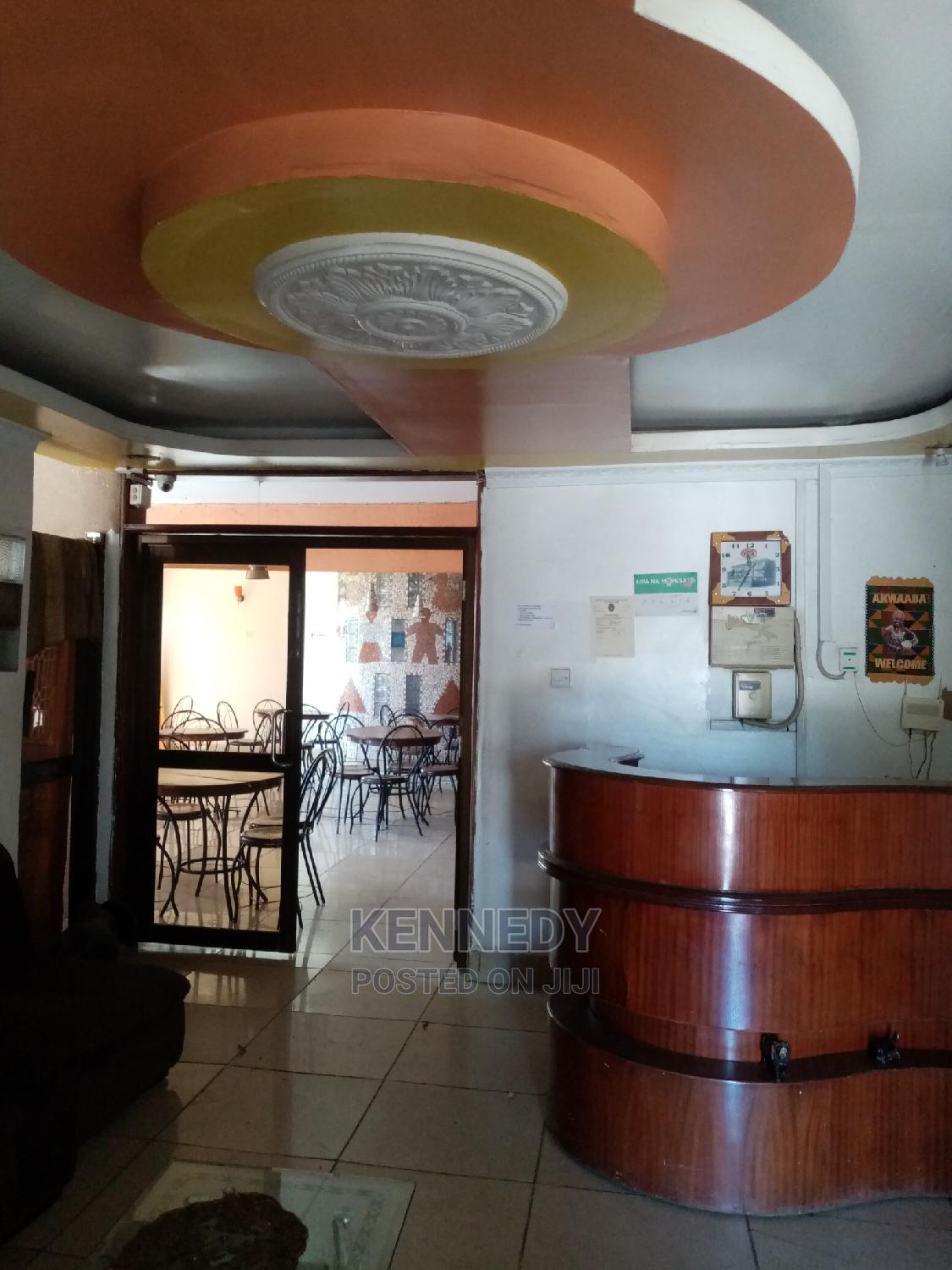 Restaurant and Hotel for Lease 80000