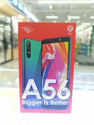 New Itel A56 Pro 32 GB Black   Mobile Phones for sale in Nairobi, Nairobi Central