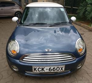 Mini Cooper 2010 John Cooper Works Blue   Cars for sale in Nairobi, Mbagathi Way