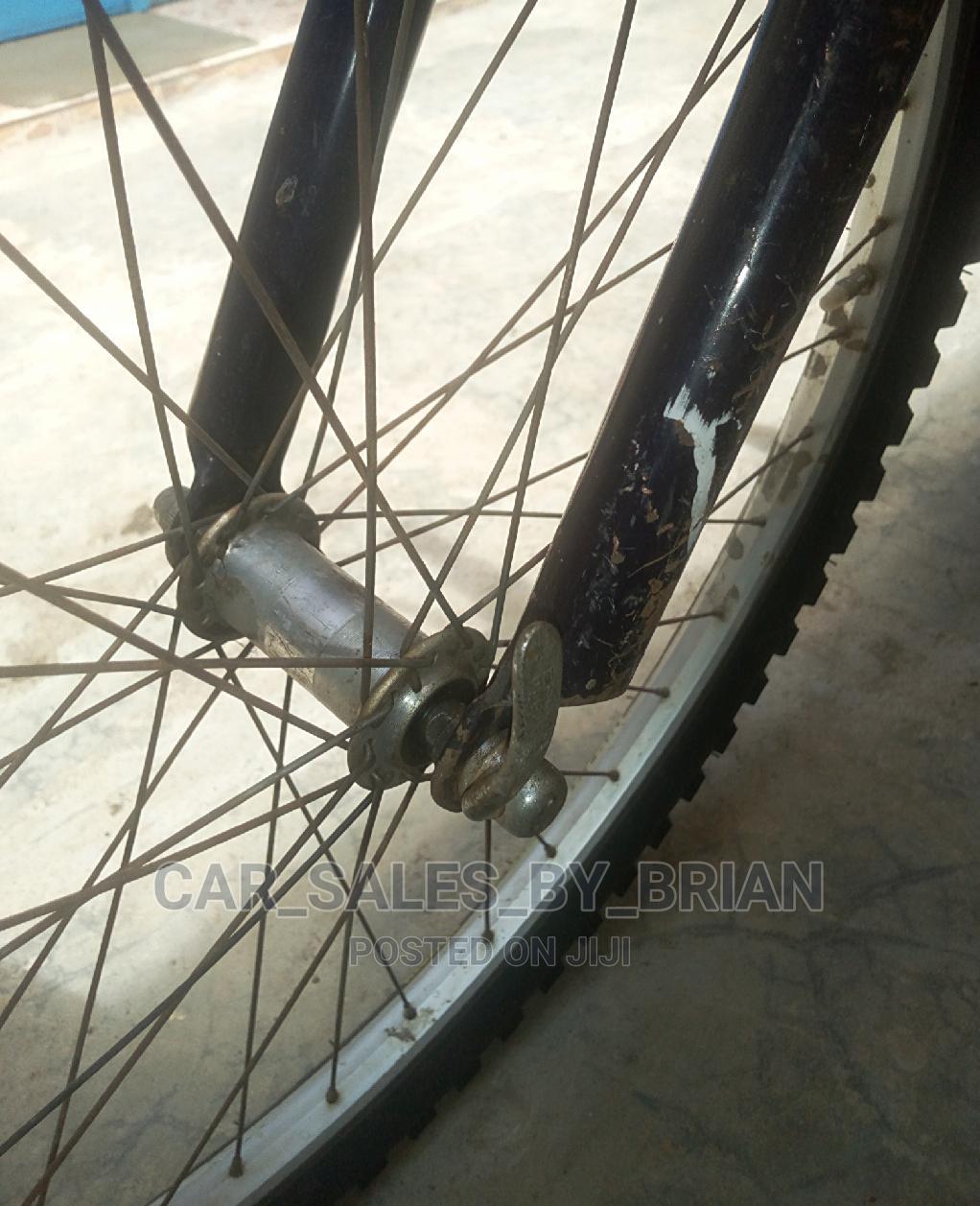 Archive: Mountain Cat Size 26 Exuk Bike
