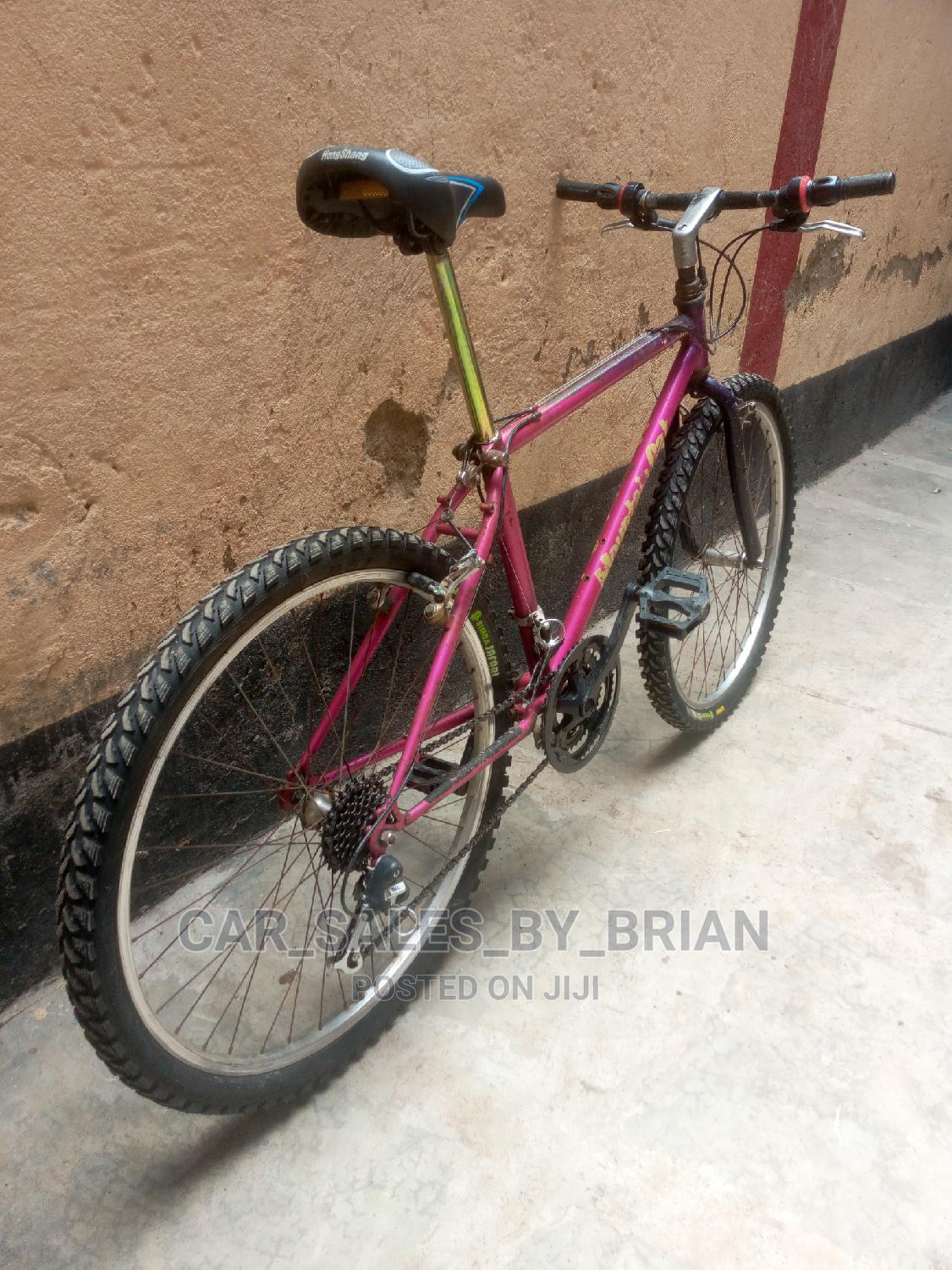 Archive: Mountain Cat Size 26 Exuk Bike