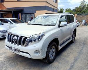 Toyota Land Cruiser Prado 2015 White | Cars for sale in Nairobi, Woodley/Kenyatta Golf Course