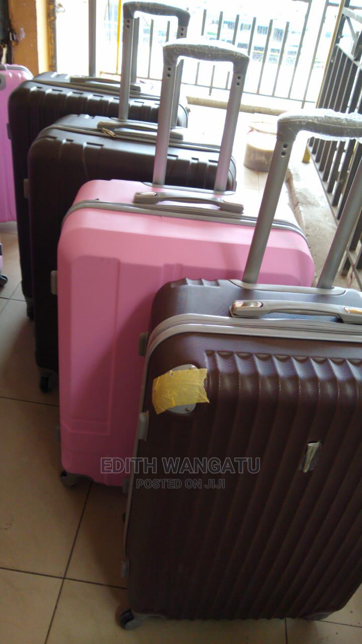 Hardy High Quality Fibre Suitcases On Offer. | Bags for sale in Nairobi Central, Nairobi, Kenya