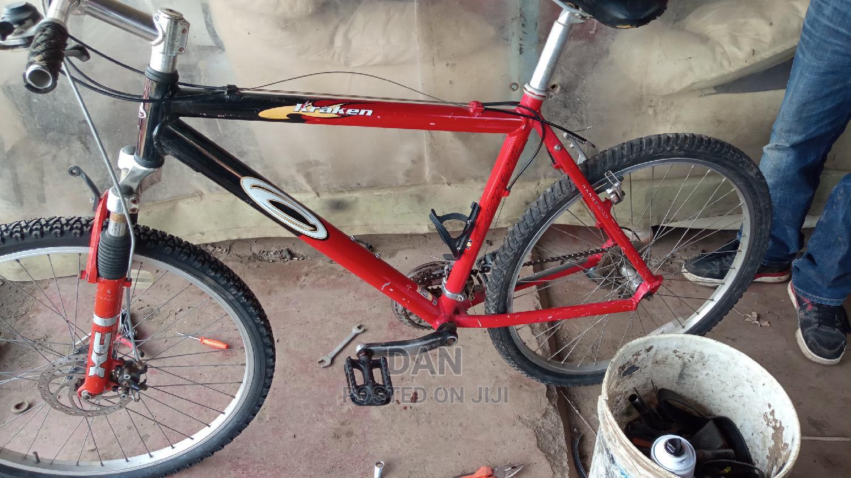 Archive: Carrera Mountain Bike Size 26 8speed Aluminum Frame.
