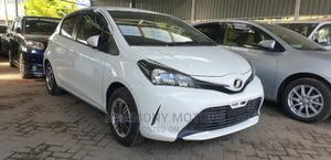 Toyota Vitz 2014 White   Cars for sale in Mombasa, Mombasa CBD