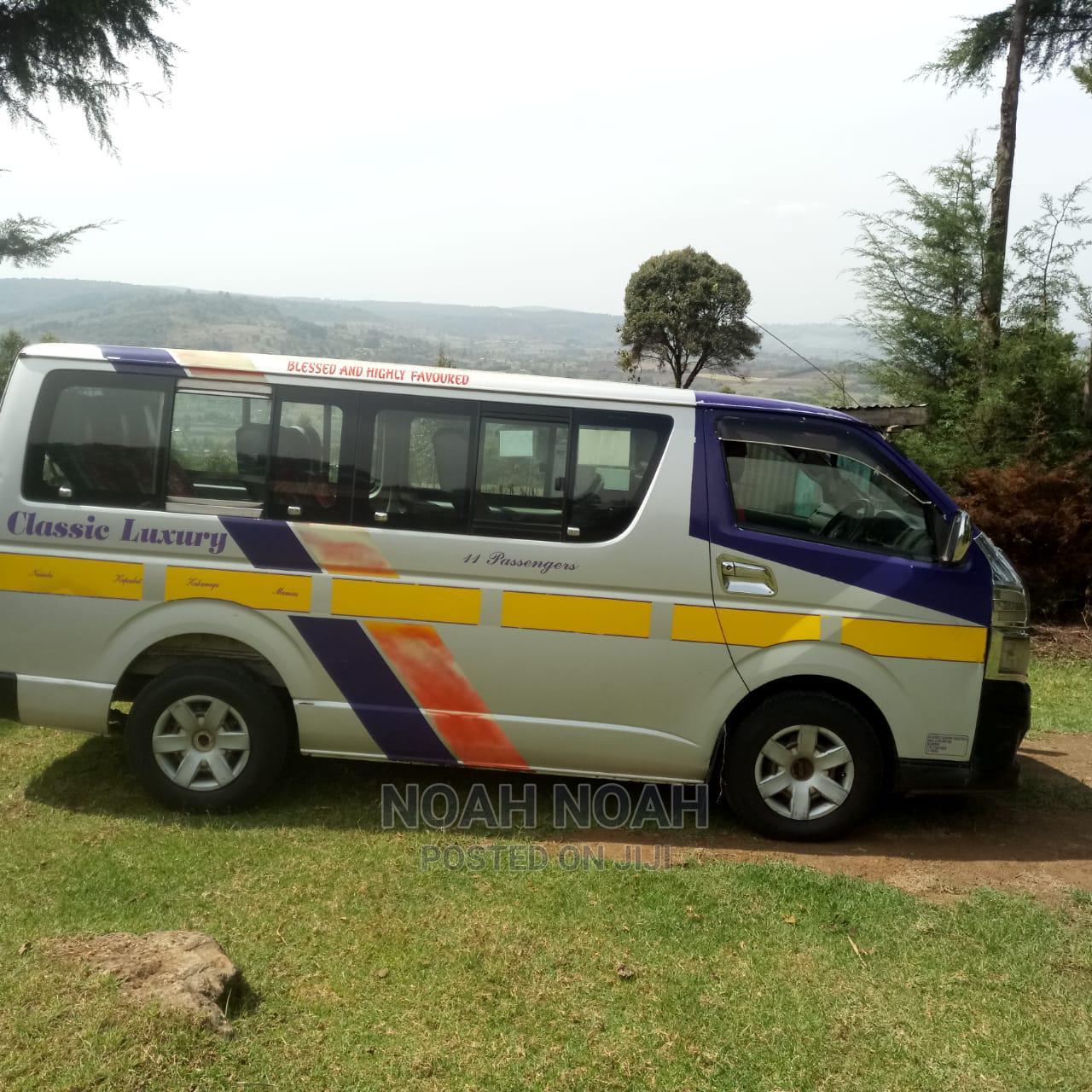 Toyota Hiace   Buses & Microbuses for sale in Ainamoi, Kericho, Kenya