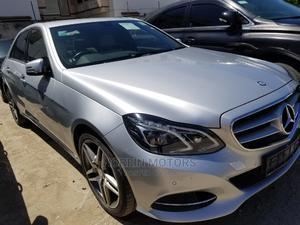 Mercedes-Benz E200 2014 Silver   Cars for sale in Mombasa, Ganjoni
