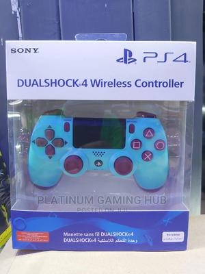 Blue Dual Shock Wireless Ps 4 | Video Game Consoles for sale in Nairobi, Nairobi Central