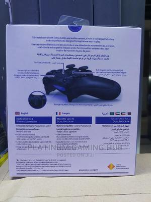 Black Dual Shock Ps 4 Wireless Controller | Video Game Consoles for sale in Nairobi, Nairobi Central