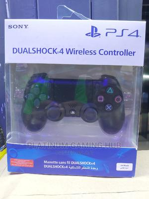Black Dual Shock Ps 4 Wireless Controller   Video Game Consoles for sale in Nairobi, Nairobi Central