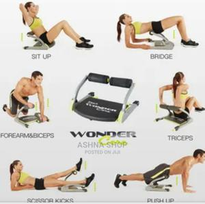 For Abs,Muscles and Tummy Smart Wonder Core Care Machine | Sports Equipment for sale in Nairobi, Nairobi Central
