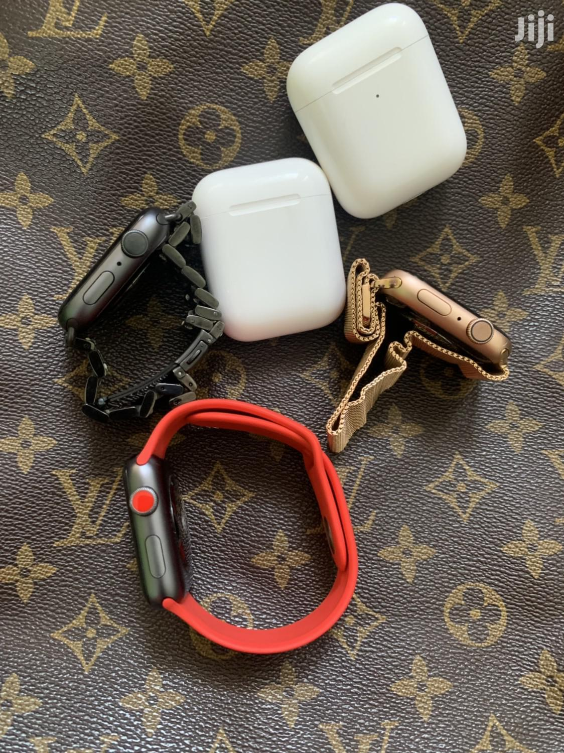 Apple Watch & Airpods | Smart Watches & Trackers for sale in Nairobi Central, Nairobi, Kenya