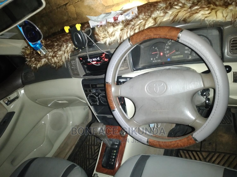 Archive: Toyota Corolla 2005 Sedan Automatic Gray