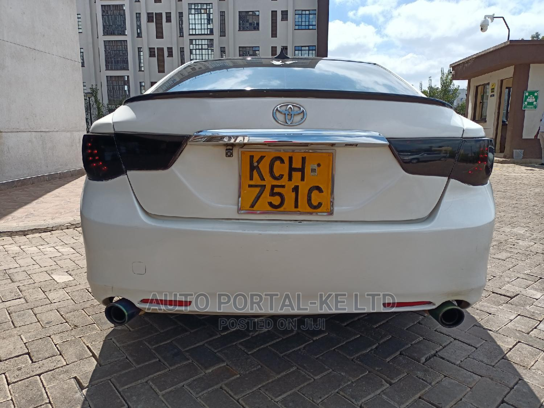 Toyota Mark X 2010 White | Cars for sale in Langata, Nairobi, Kenya