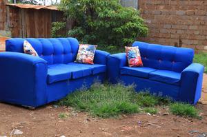 Brand New Blue Sofa Set | Furniture for sale in Nairobi, Nairobi Central