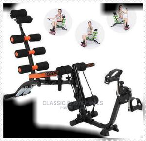 Abs Exercises Six Pack Care Machine With Pedals Available | Sports Equipment for sale in Nairobi, Nairobi Central