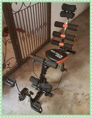 Abs Six Pack Care Machine With Pedals Available | Sports Equipment for sale in Nairobi, Nairobi Central