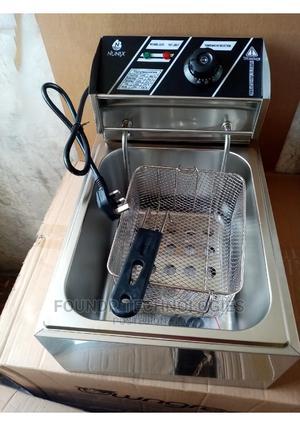 Deep Fryer 6ltrs | Restaurant & Catering Equipment for sale in Nairobi, Nairobi Central