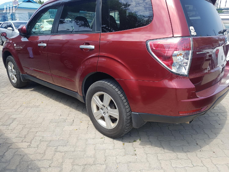 Subaru Forester 2012 Red | Cars for sale in Shimanzi/Ganjoni, Mombasa, Kenya