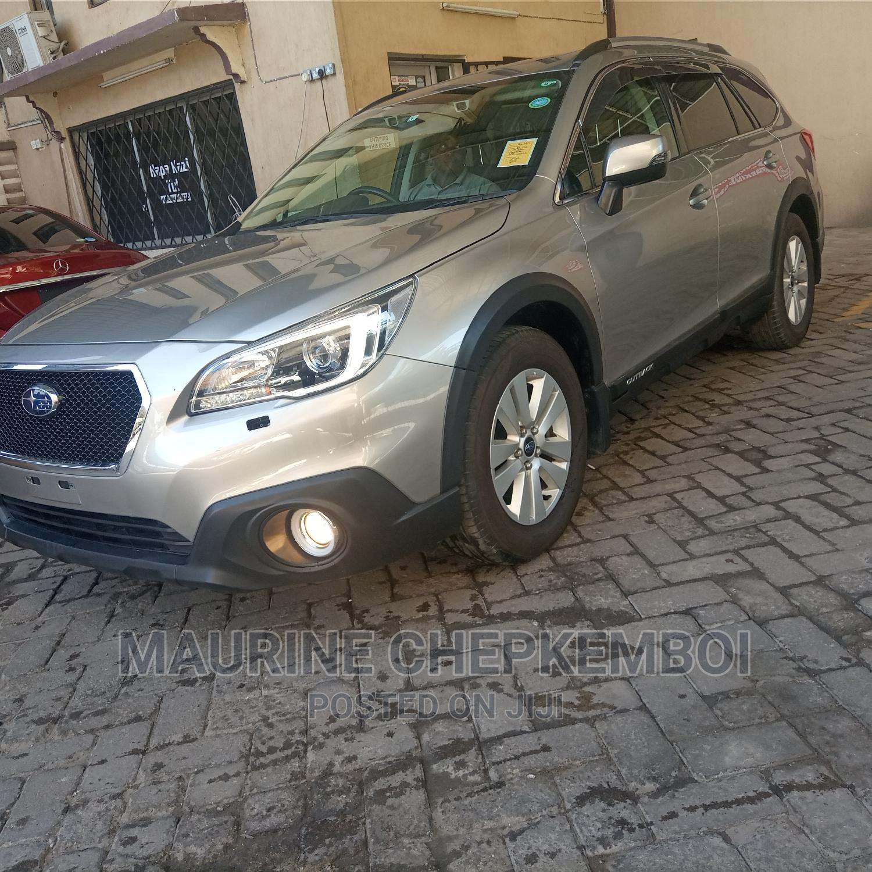 Subaru Outback 2015 Gold | Cars for sale in Mombasa CBD, Mombasa, Kenya