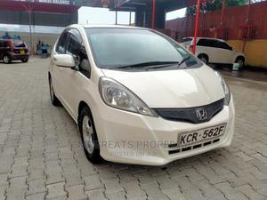Honda Fit 2012 White | Cars for sale in Nakuru, Nakuru Town East