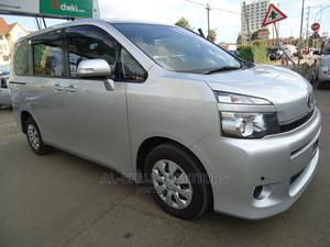 Toyota Voxy 2013 Silver | Cars for sale in Nairobi, Kilimani