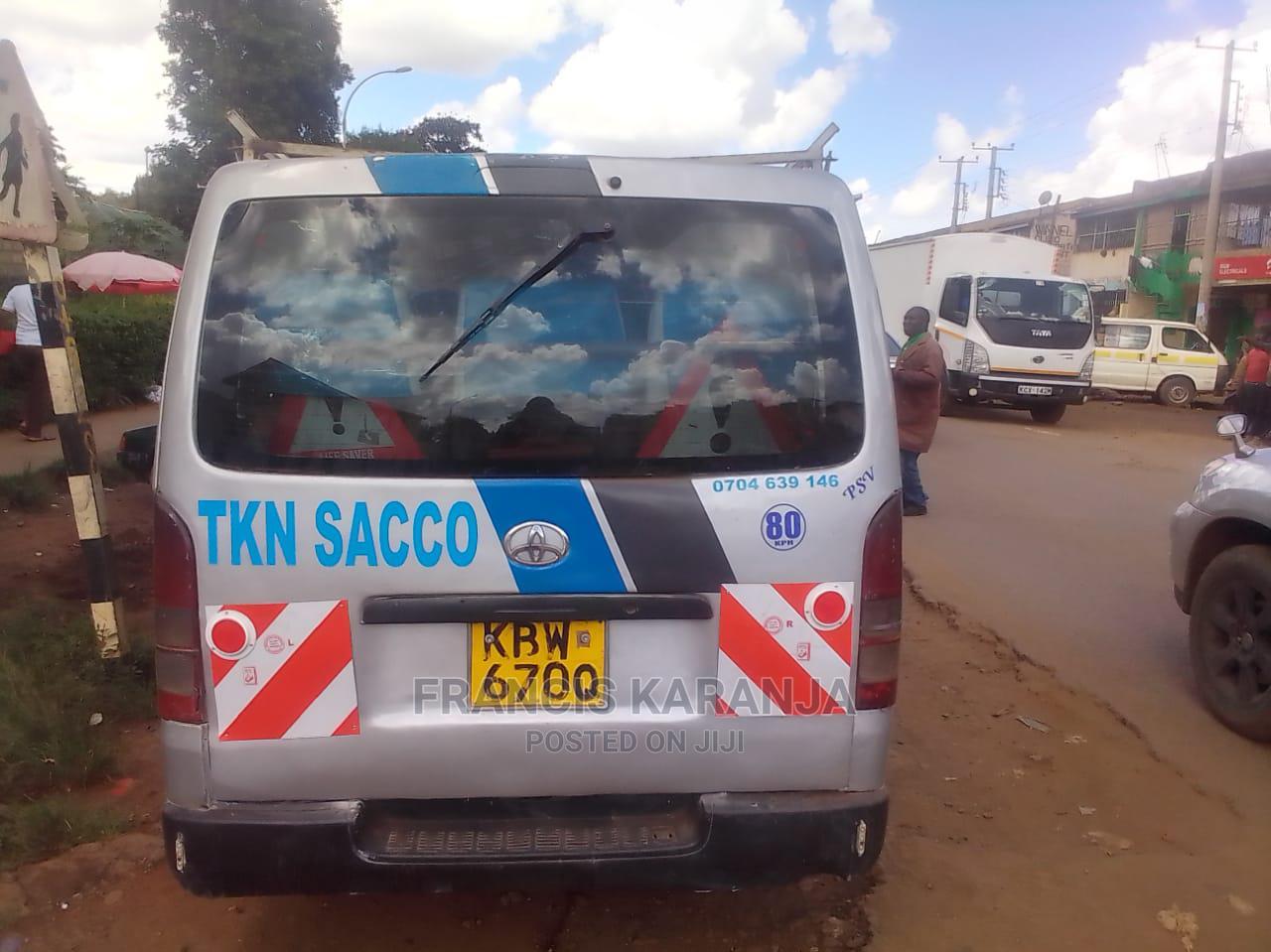 Box Automatic Diesel | Buses & Microbuses for sale in Thika, Kiambu, Kenya