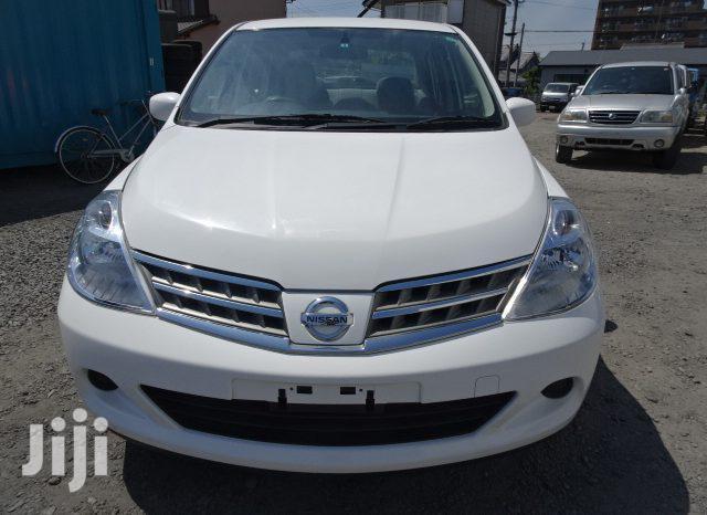 New Nissan Tiida 2012 1.6 Hatchback White